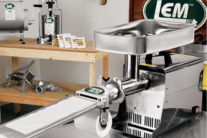 LEM Electric Meat Grinder Review
