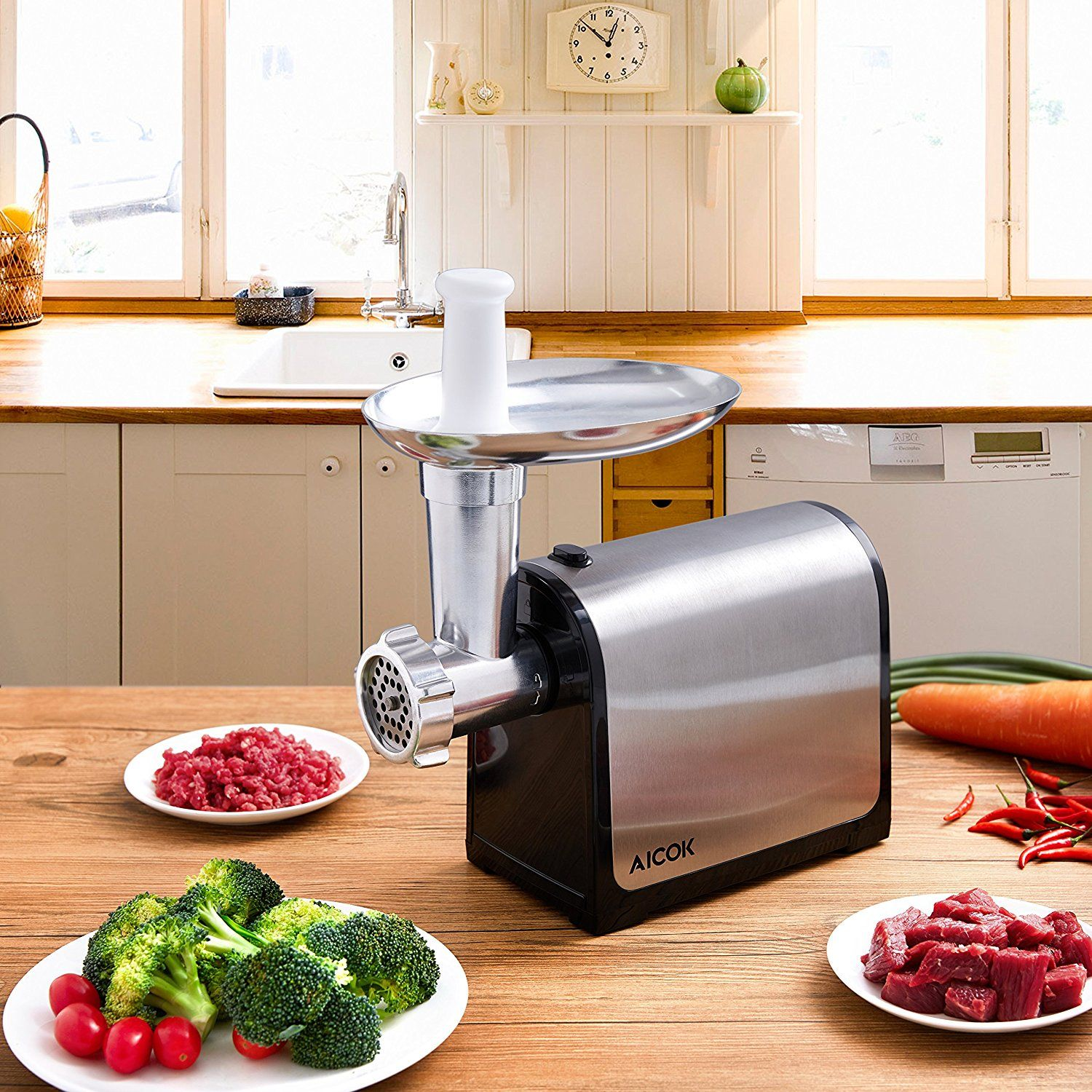 Best Inexpensive Electric Meat Grinders